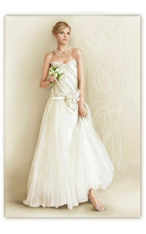 Как правильно закончить вязание женской шапки Выкройка свадебного платья схема свадебного платья